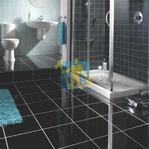 natural black granite floor tiles large bathroom shower