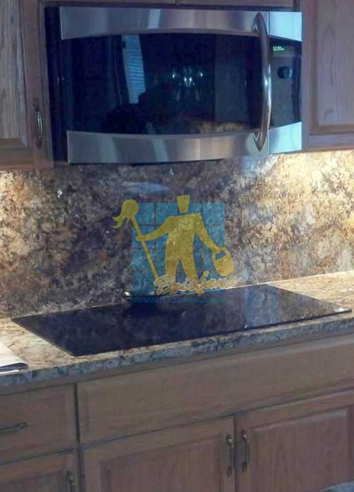 Brisbane polished granite counter-tops