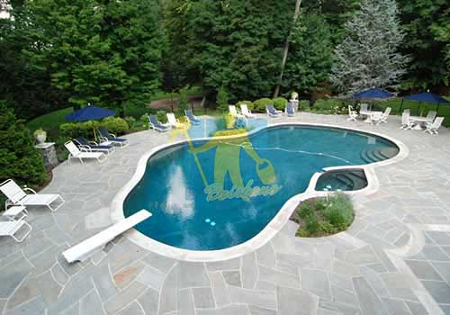 slate outdoor swimming pool Brisbane