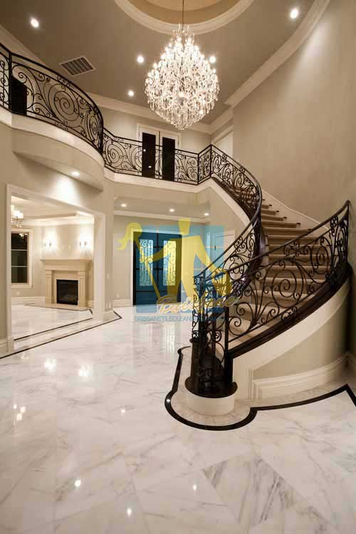 marble tiles traditional entry with polished light marble tiles shiny