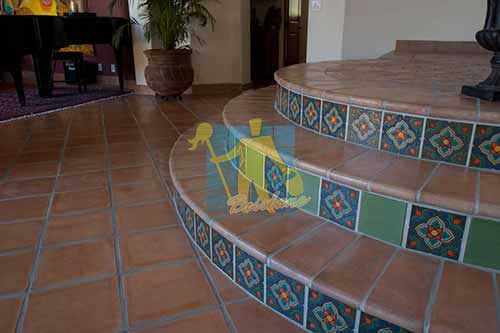 Tarracotta Tiles Indoors Entry
