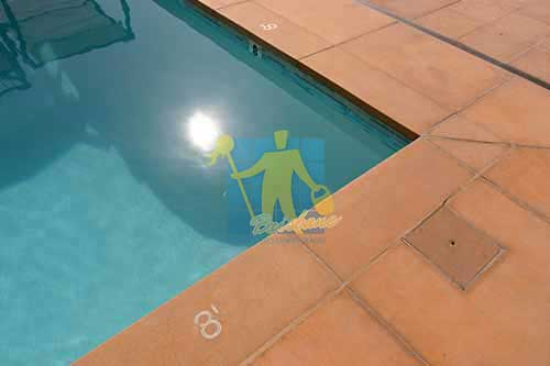Outdoor Tarracotta Tiles around Pool