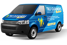 Tile Cleaners ® Brisbane Van