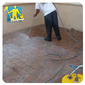 Stripping Floor Tiles