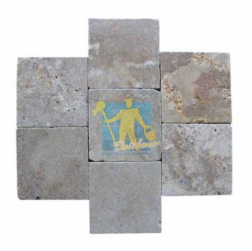 Classic Travertine Pavers Brisbane